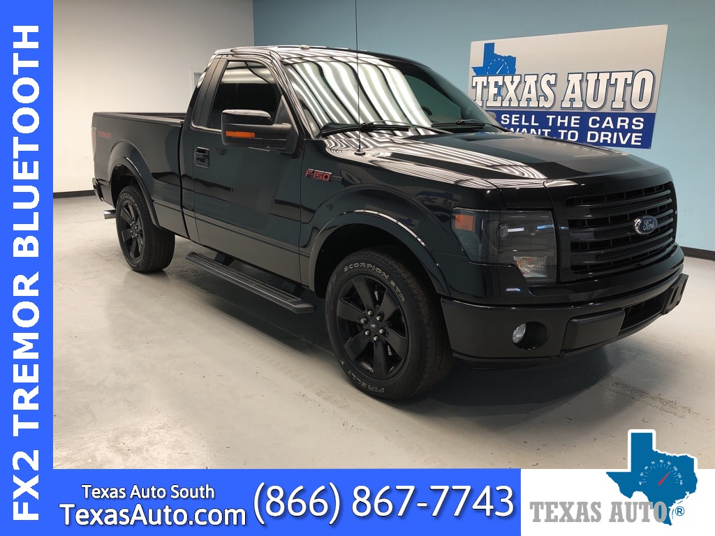 2014 Ford F-150 FX2 TREMOR