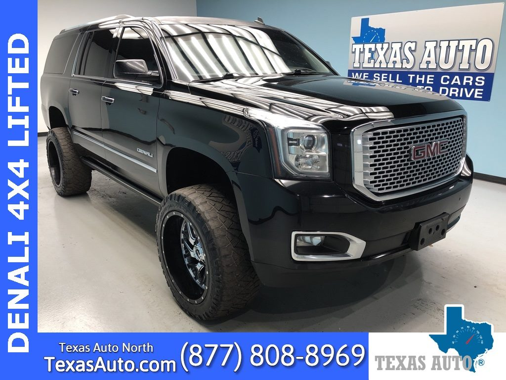 Sold 2015 Gmc Yukon Xl Denali In Houston
