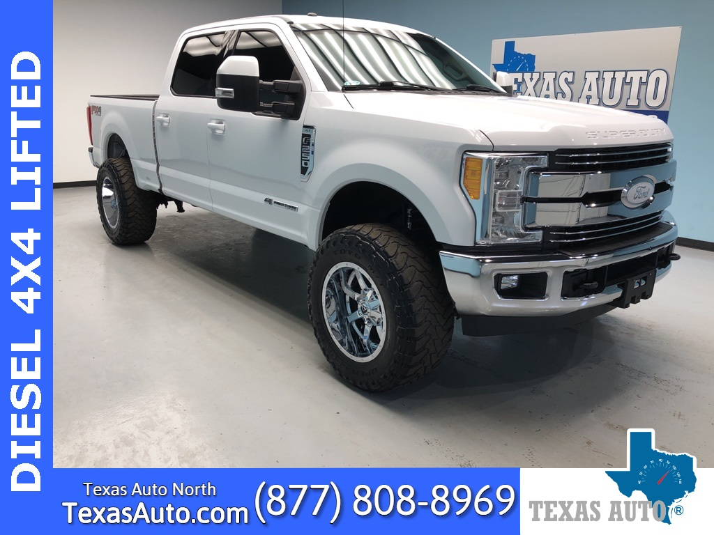 2017 Ford F-250SD XLT LIFTED-FX4-REAR CAM
