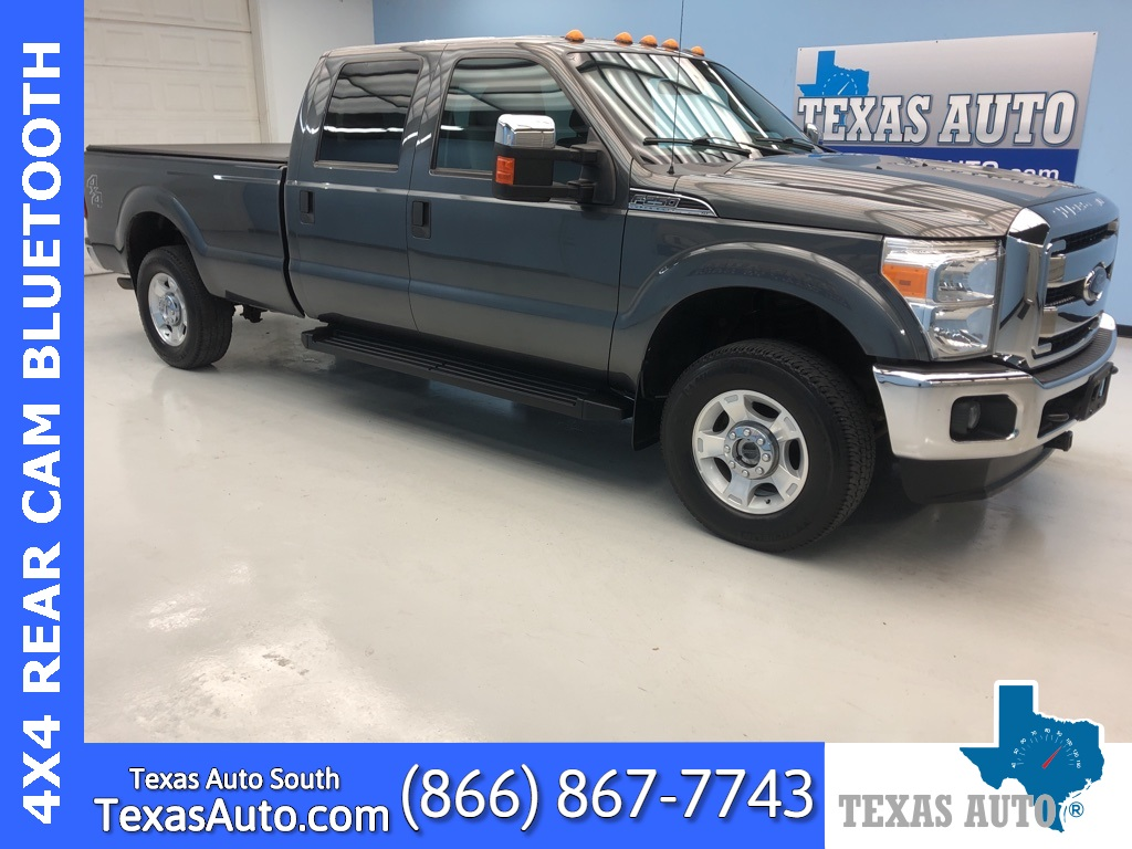 "2015 Ford F-250SD XLT 172"" LONG BOX"