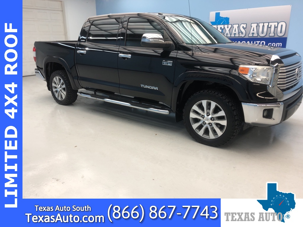2015 Toyota Tundra Limited CrewMax