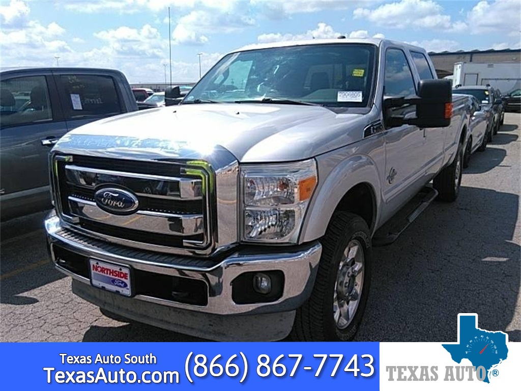 2012 Ford F-350SD Lariat NAVI-ROOF-FX4