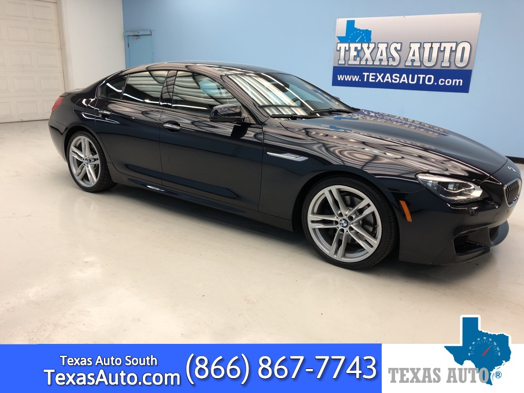 2015 BMW 6 Series 640i Gran Coupe M SPORT
