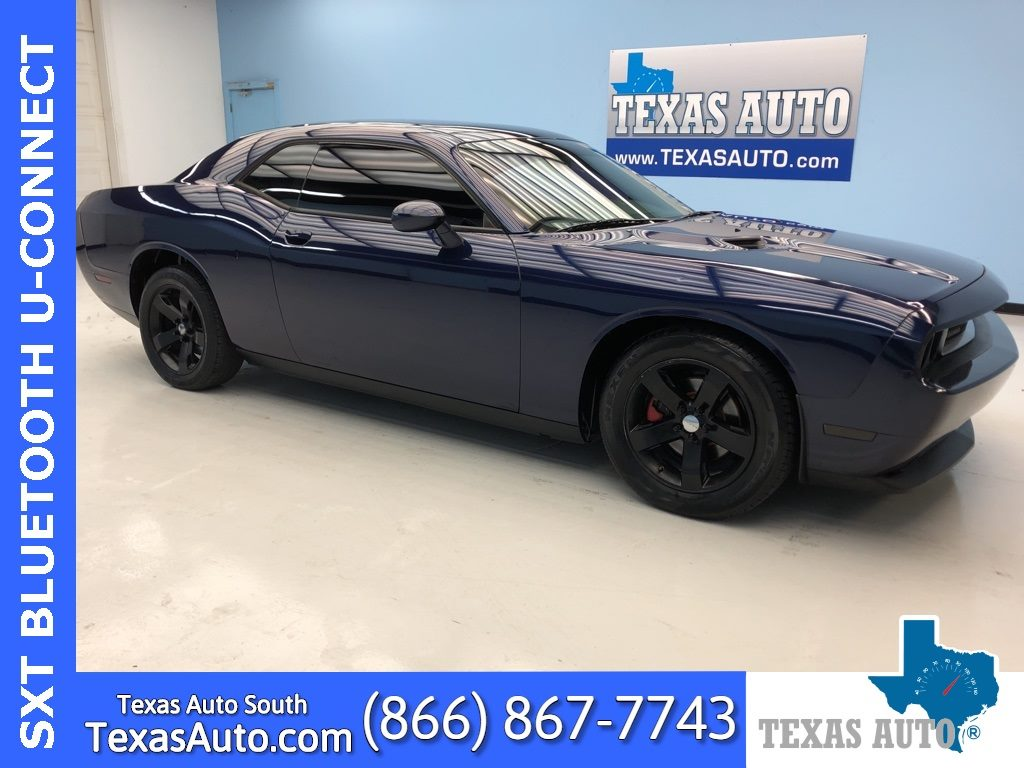 Sold 2014 Dodge Challenger Sxt In Webster