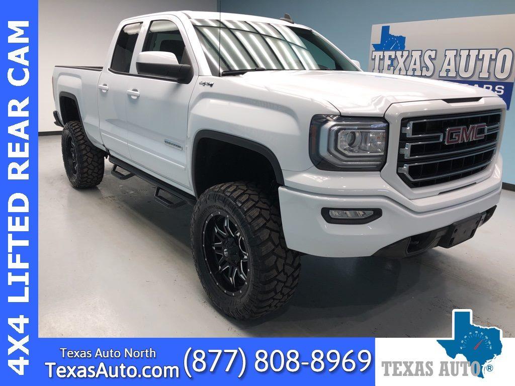 Sold 2016 Gmc Sierra 1500 Base Lifted In Houston