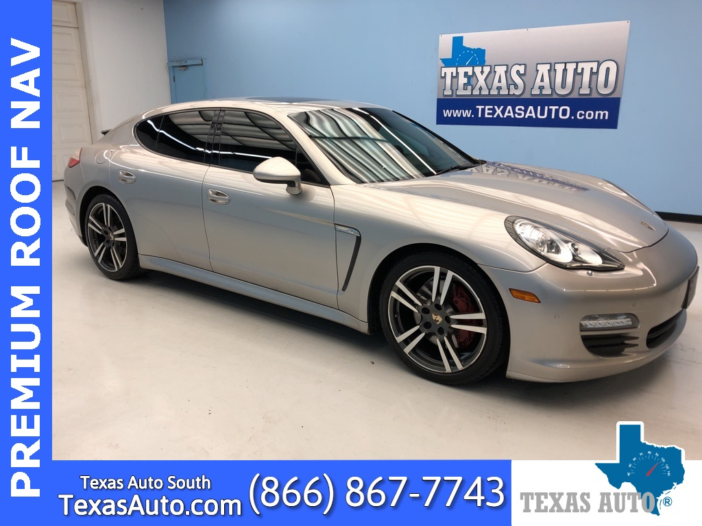 2012 Porsche Panamera 2 ACTIVE SUSPENSION-PREMIUM-20'S
