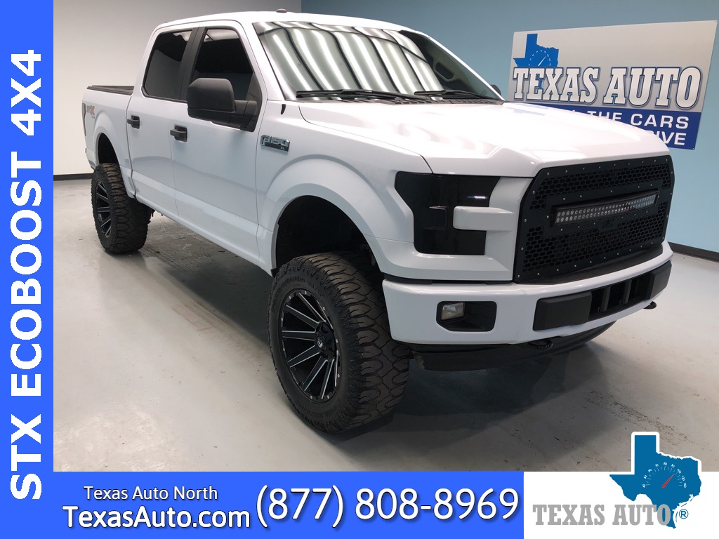2017 Ford F-150 XL STX-TESLA SCREEN-NAVI-LIFTED
