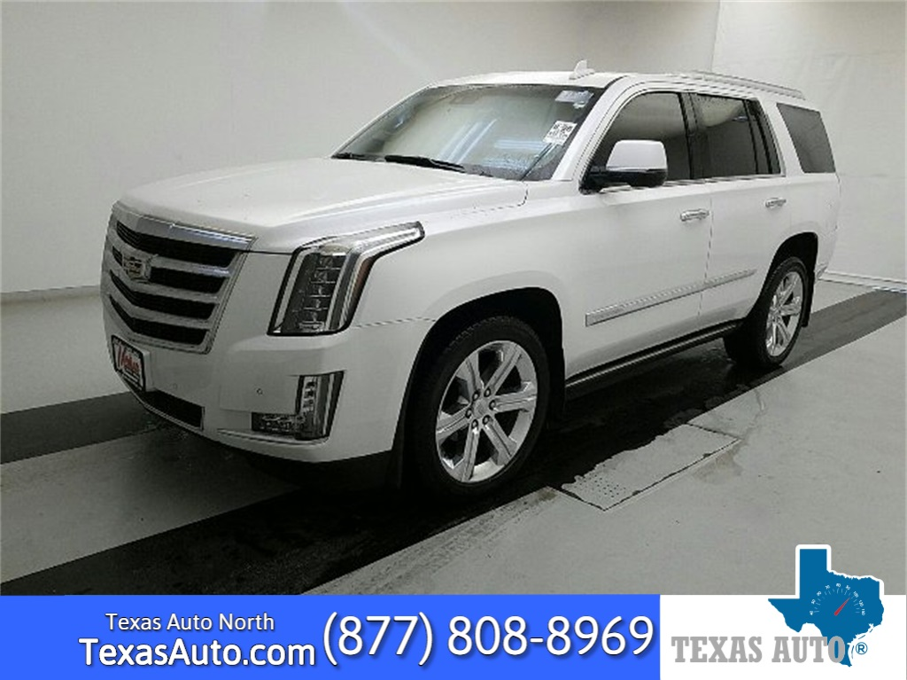 2016 Cadillac Escalade Premium NAVI-DVD-REAR BUCKETS-3RD ROW