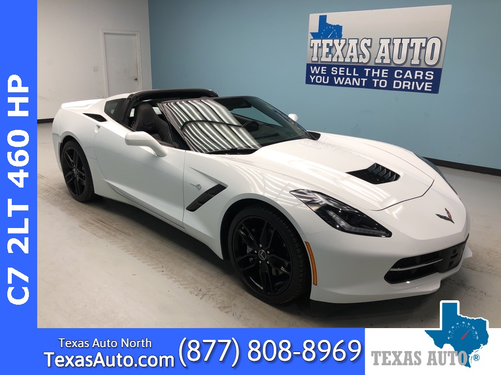 2015 Chevrolet Corvette Stingray 2LT
