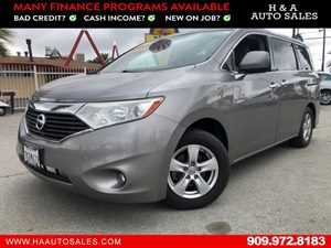 View 2013 Nissan Quest
