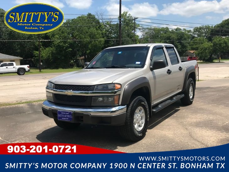 2006 Chevrolet Colorado 2LT Z71