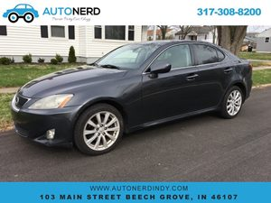 View 2007 Lexus IS 250