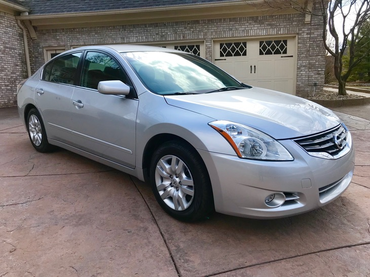Used 2011 Nissan Altima 2 5 S In Beech Grove