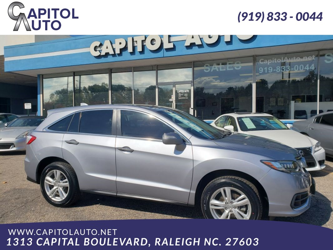 2016 Acura RDX Tech/AcuraWatch Plus Pkg