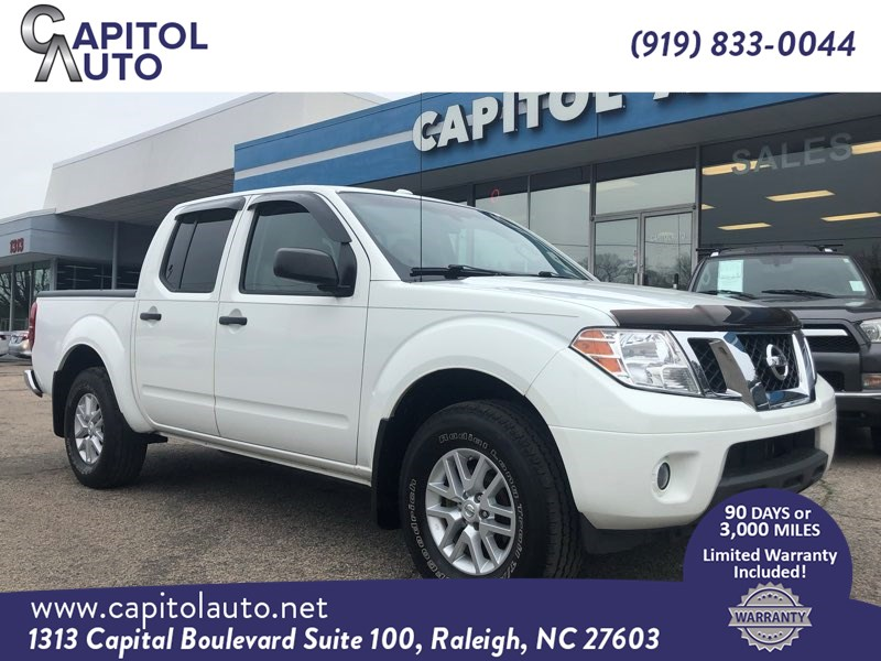 sold 2016 nissan frontier sv in raleigh 2016 nissan frontier sv capitol auto