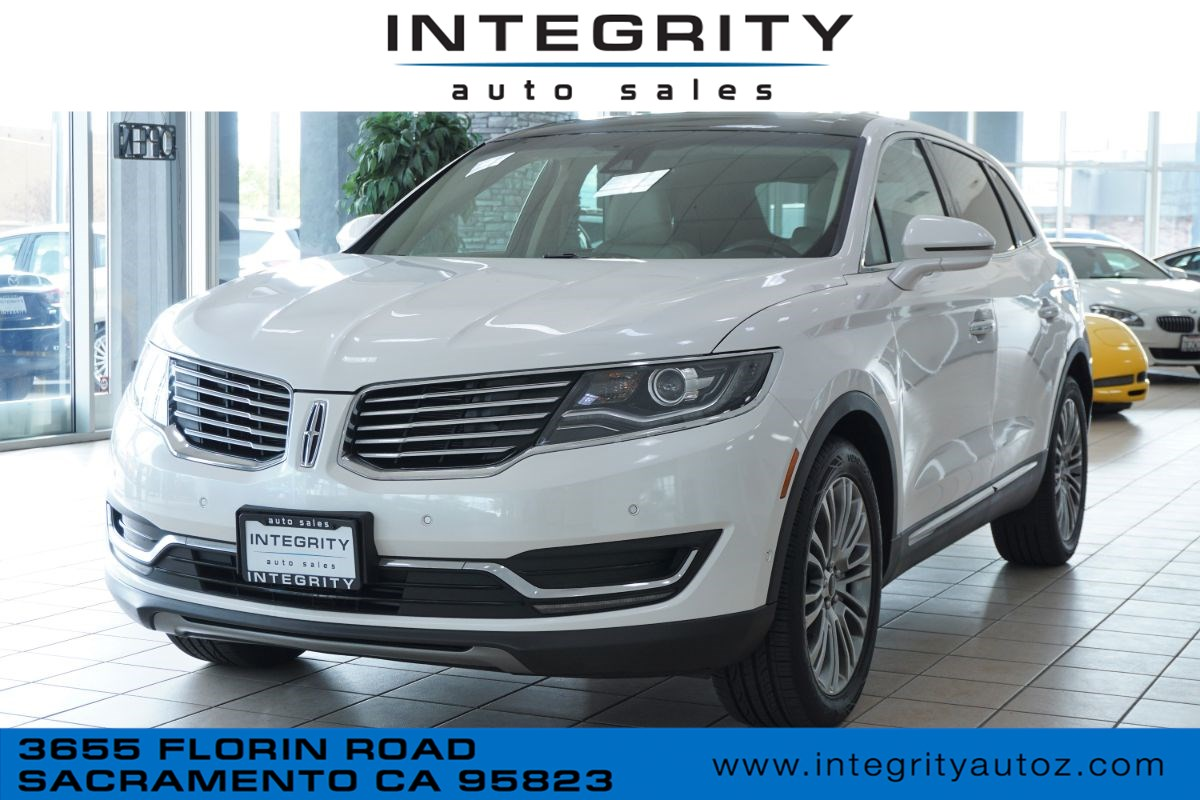 2017 Lincoln MKX Reserve Sport Utility 4D - Integrity Auto Sales