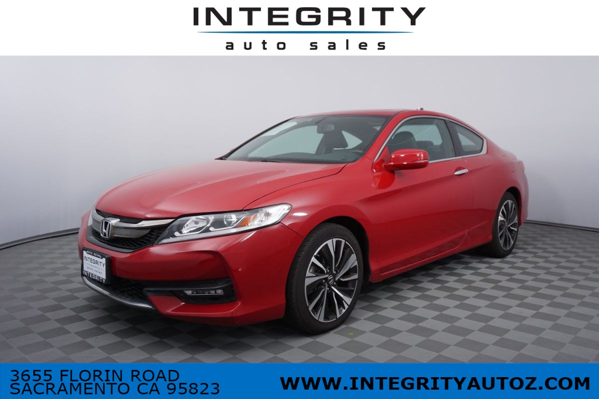 2016 Honda Accord Coupe EX-L Coupe 2D