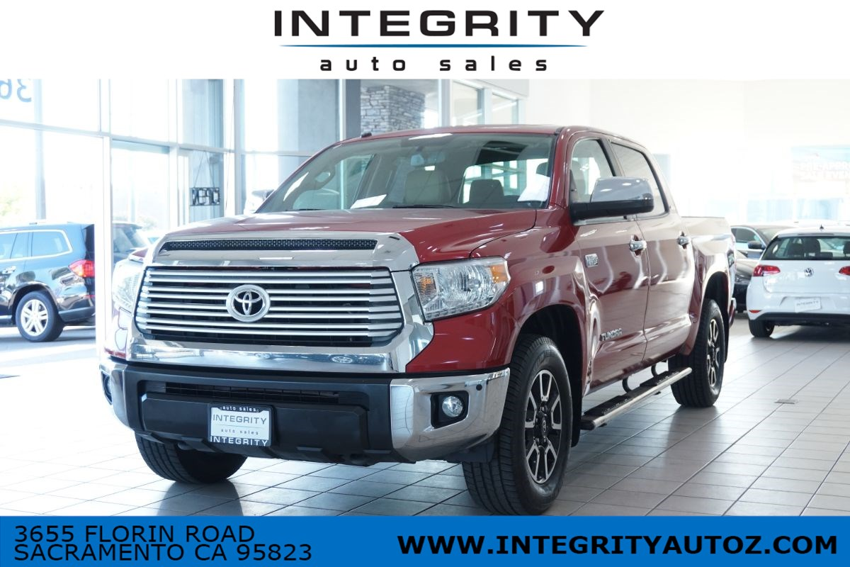 2014 Toyota Tundra 2WD Truck Limited Pickup 4D 5 1/2 ft