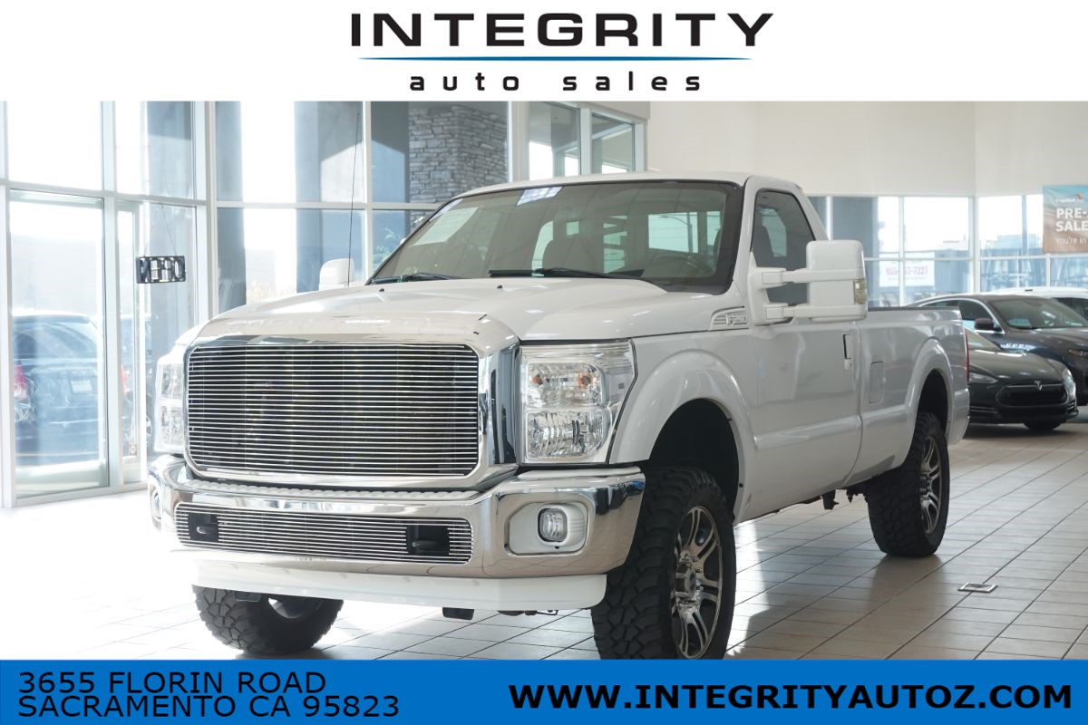 2016 Ford Super Duty F-250 SRW XL Pickup 2D 8 ft