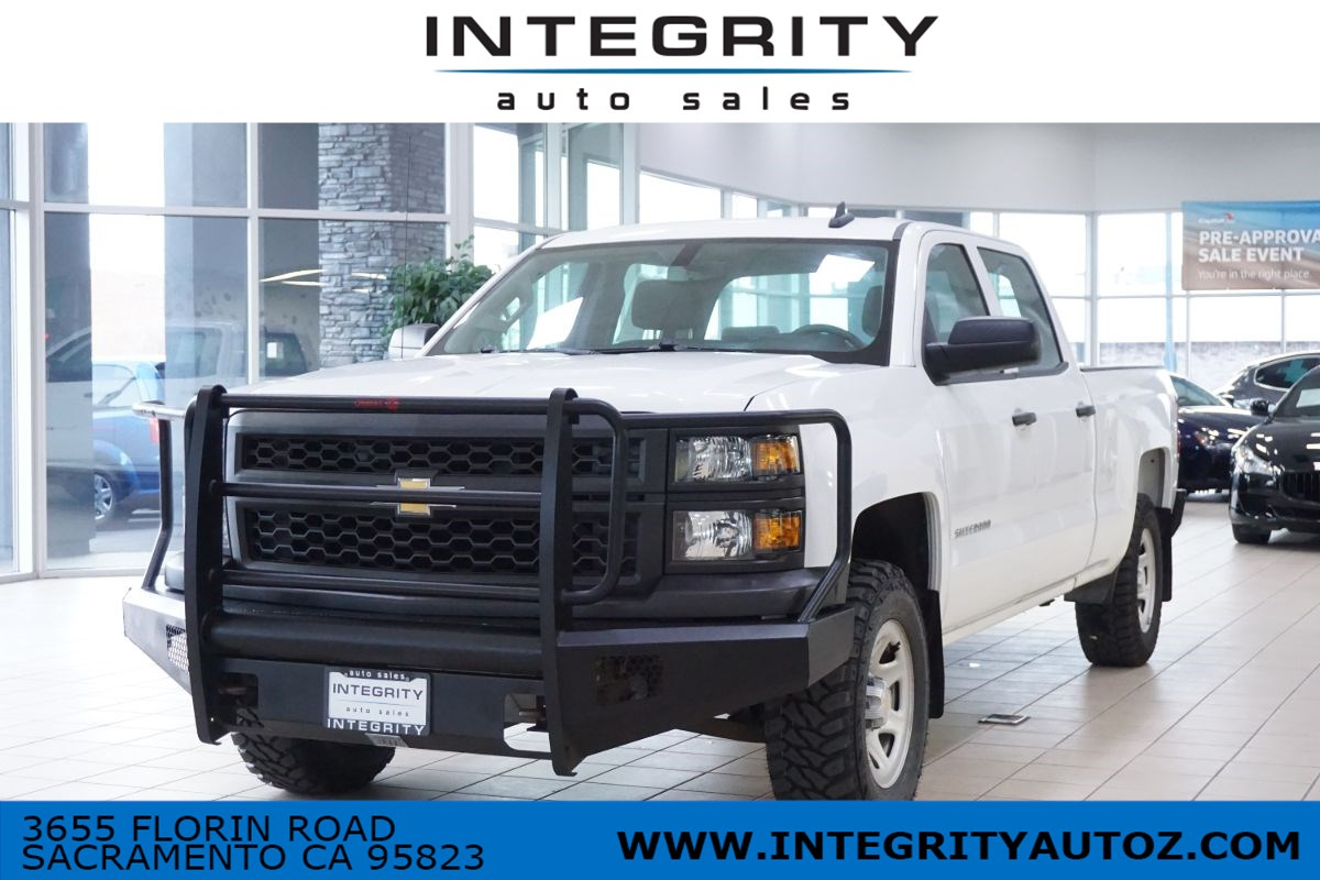 2015 Chevrolet Silverado 1500 Work Truck Pickup 4D 6 1/2 ft