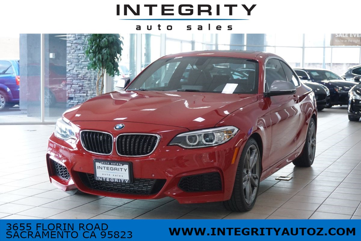2016 BMW 2 Series M235i xDrive Coupe 2D