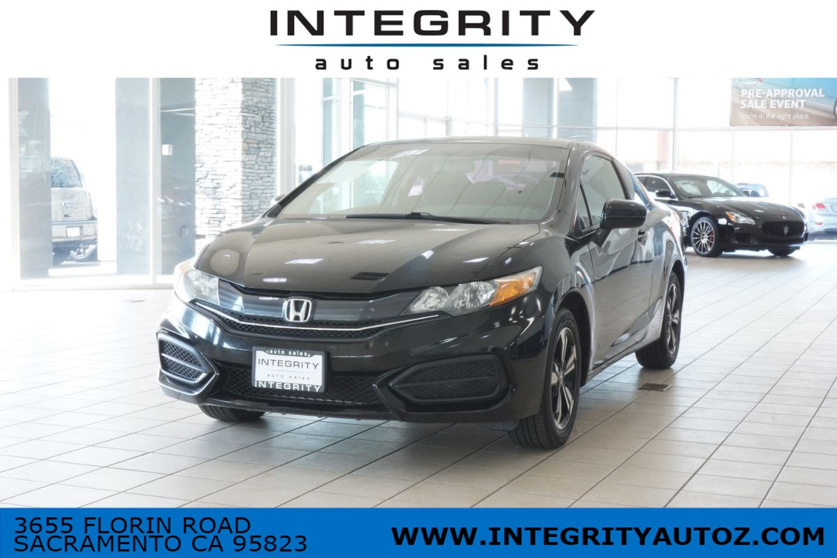 2014 Honda Civic Coupe EX Coupe 2D