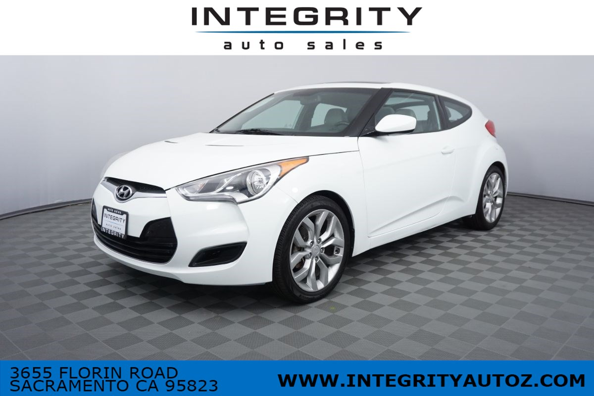 2013 Hyundai Veloster Coupe 3D
