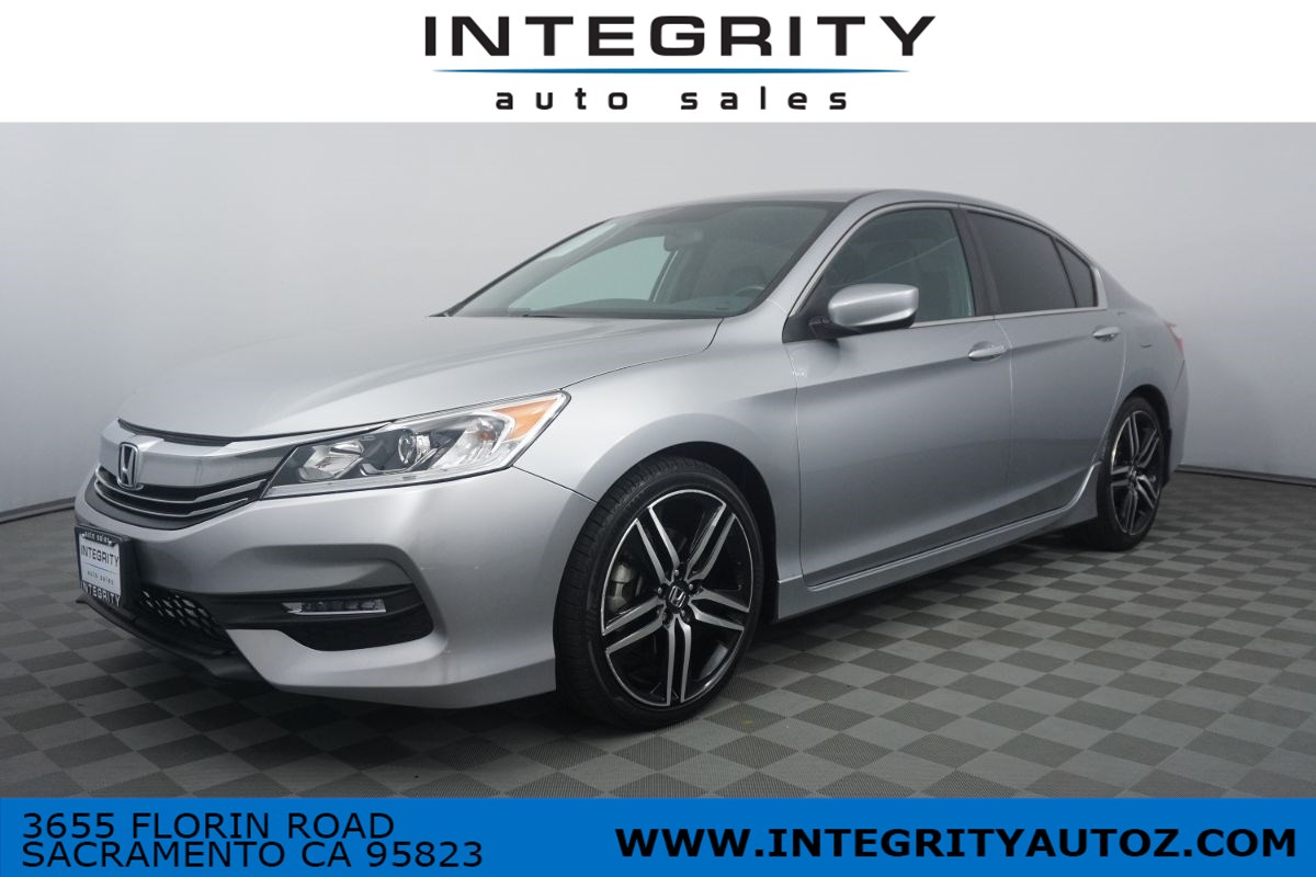 2016 Honda Accord Sedan Sport Sedan 4D