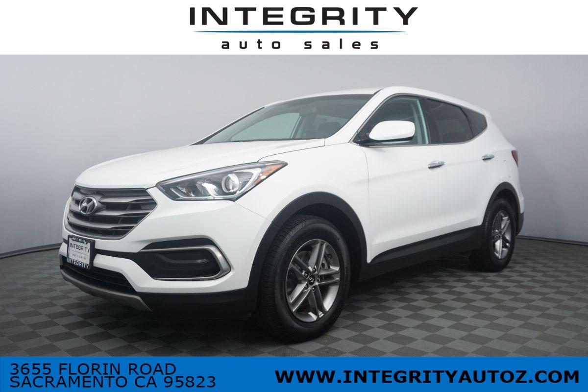 used 2018 hyundai santa fe sport sport utility 4d in sacramento integrity auto sales