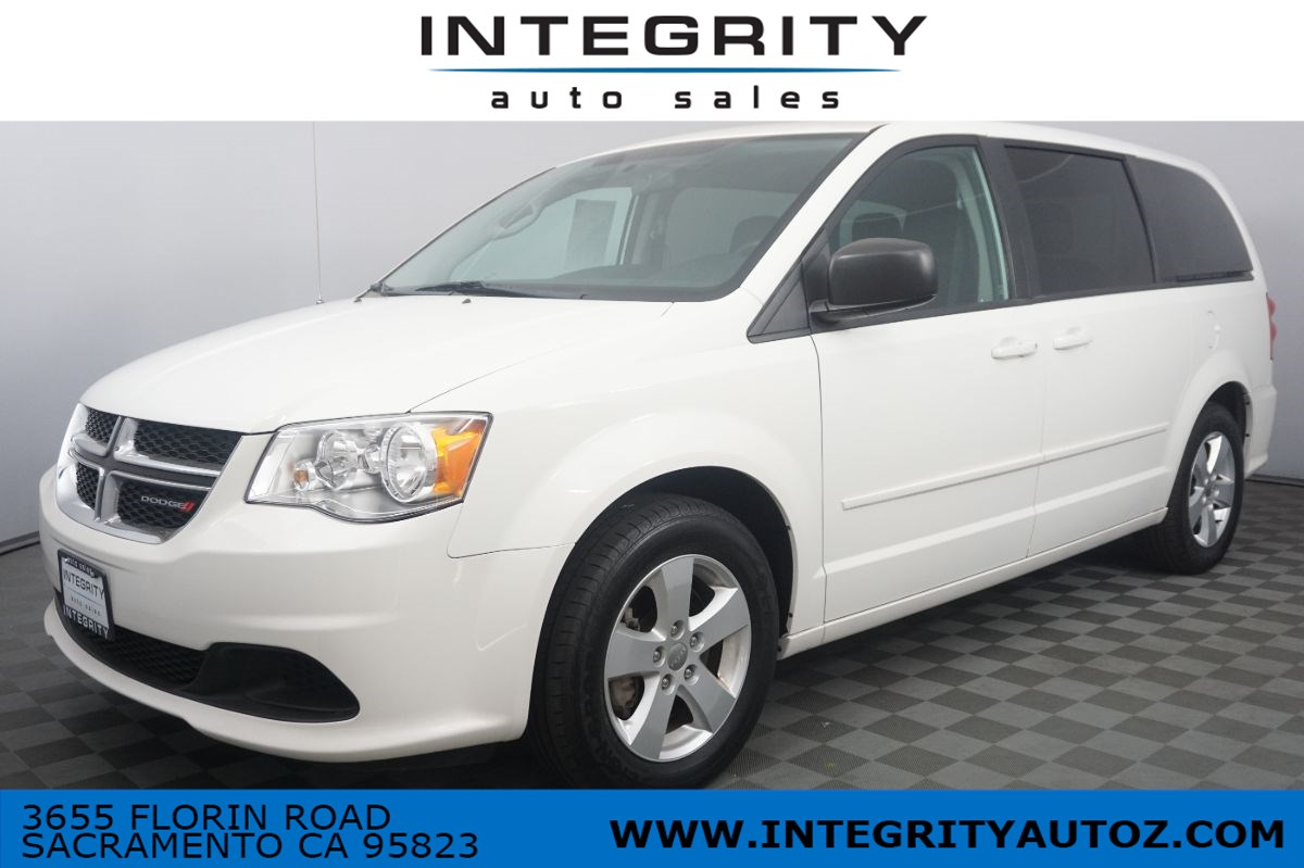 2013 Dodge Grand Caravan AVP Minivan 4D