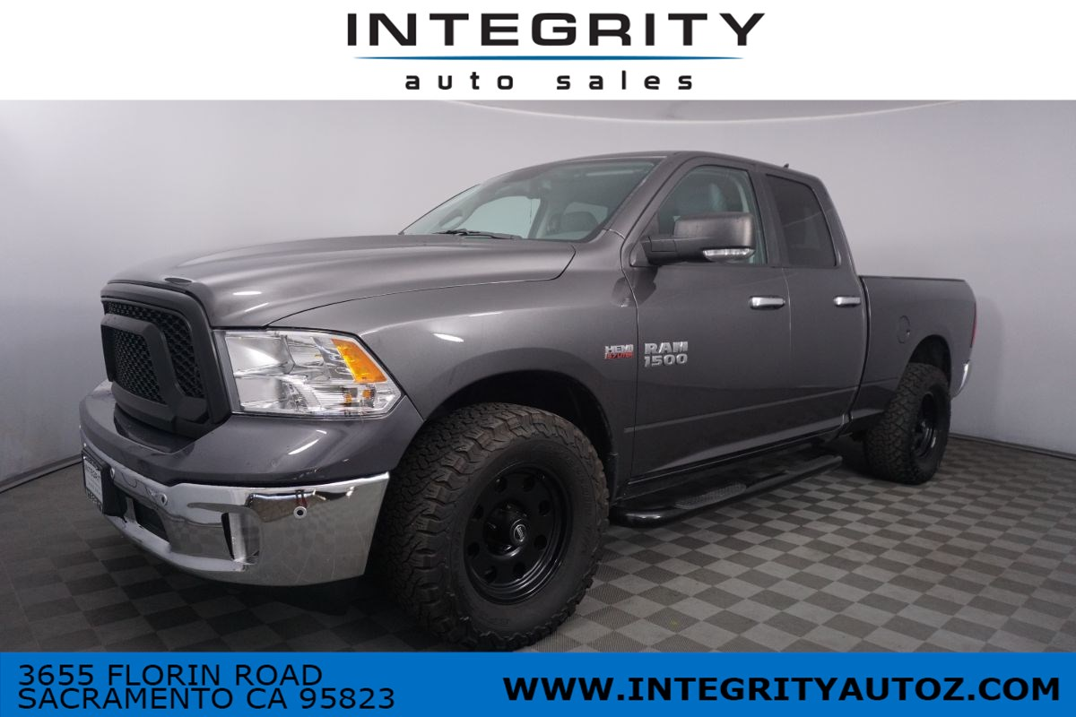 2017 Ram 1500 Big Horn Pickup 4D 6 1/3 ft