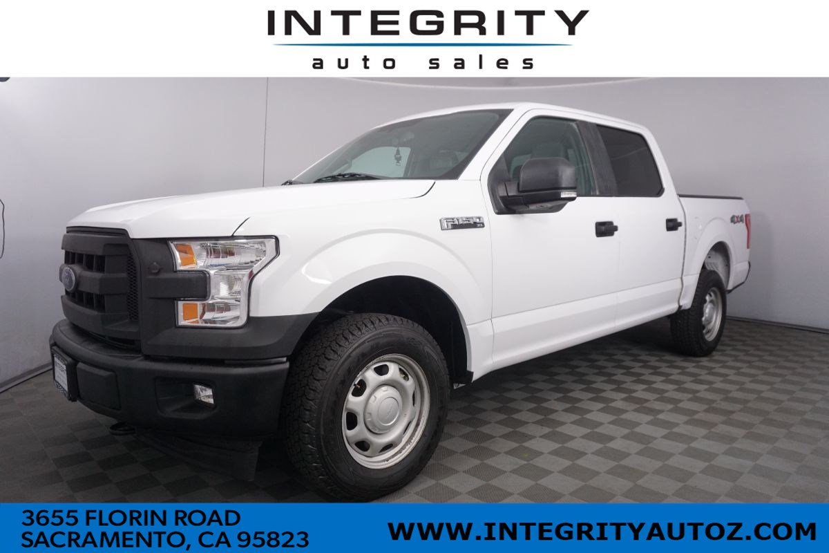 2017 Ford F-150 XL Pickup 4D 5 1/2 ft