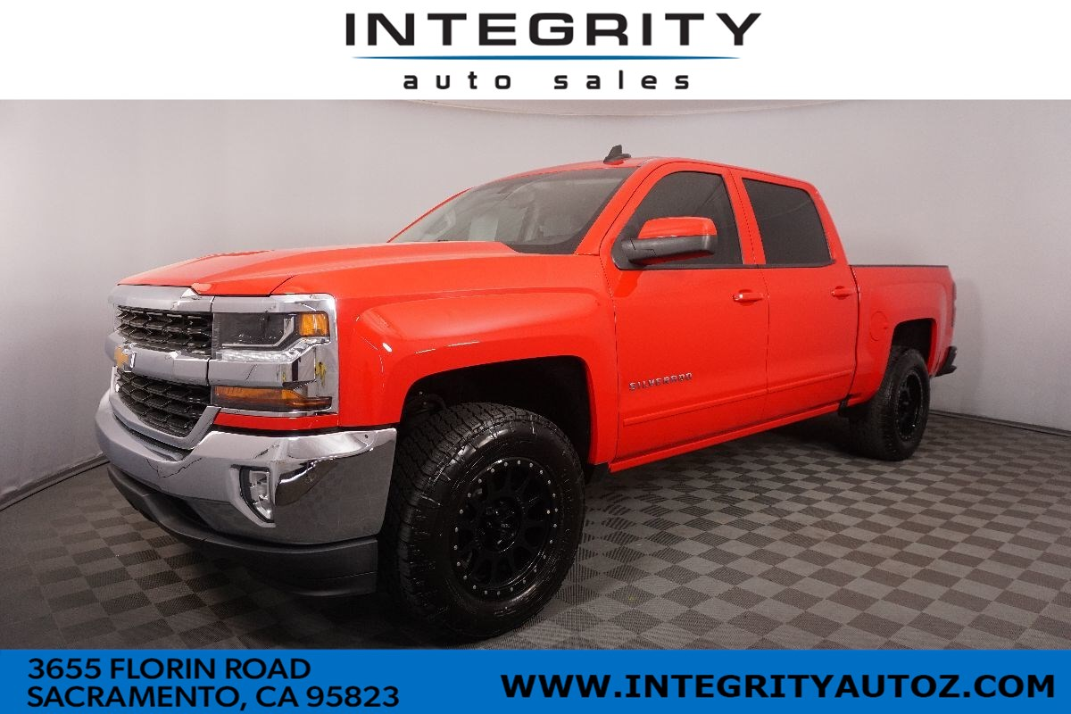 2017 Chevrolet Silverado 1500 LT Pickup 4D 5 3/4 ft