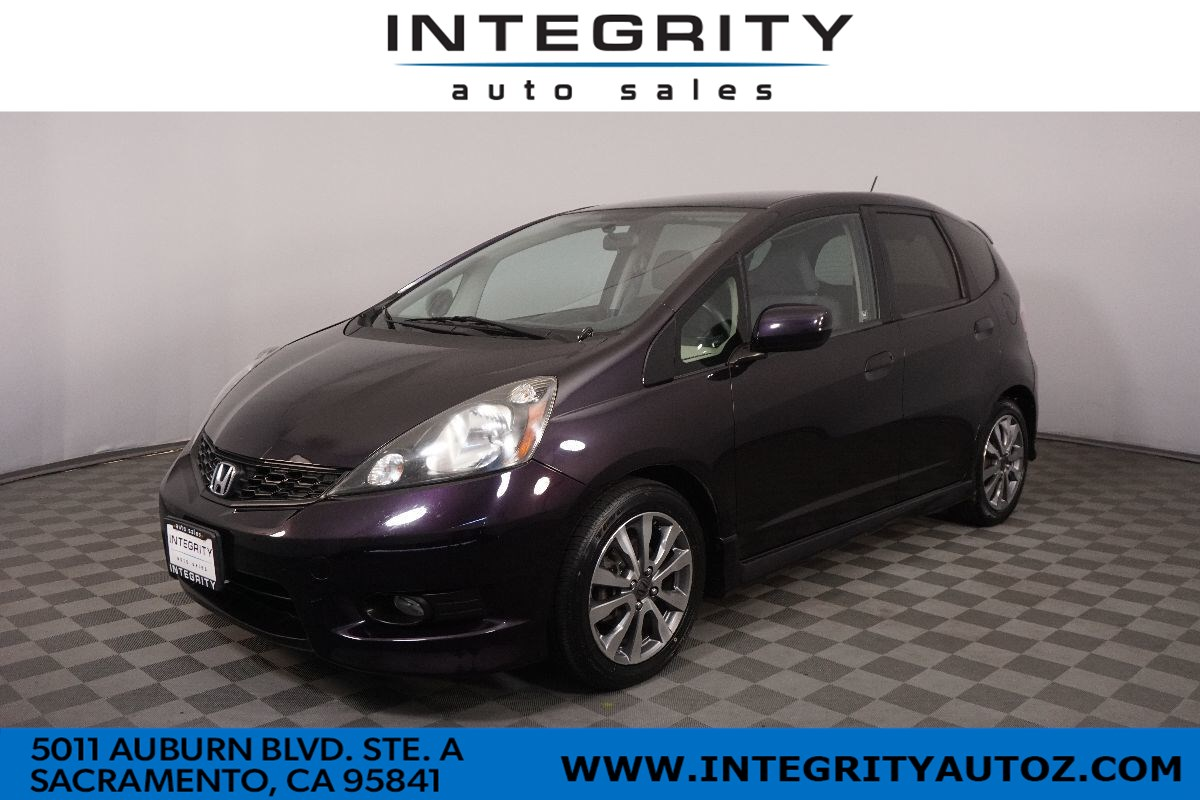 2013 Honda Fit Sport Hatchback 4D