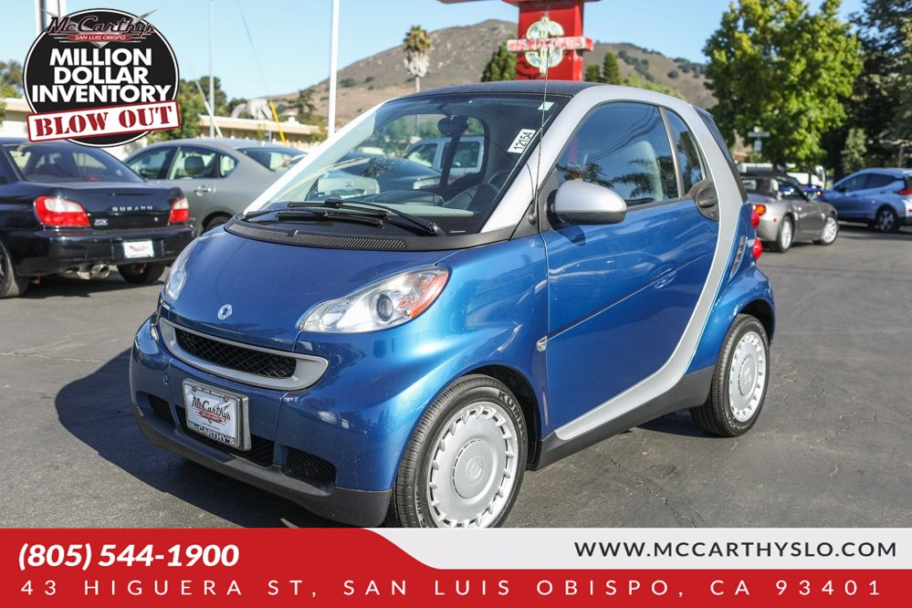 2009 smart fortwo Pure