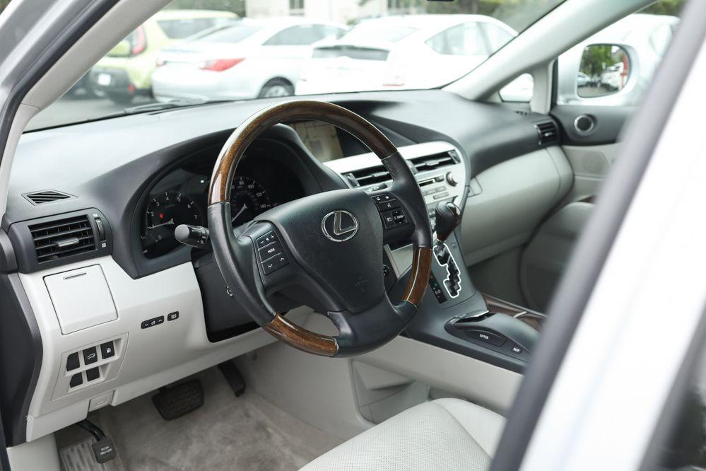 2010 Lexus RX 350 - McCarthy's