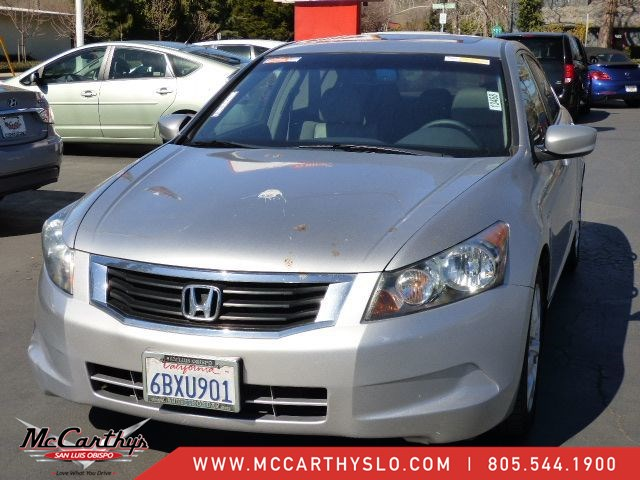 2008 Honda Accord Sdn EX-L 2.4