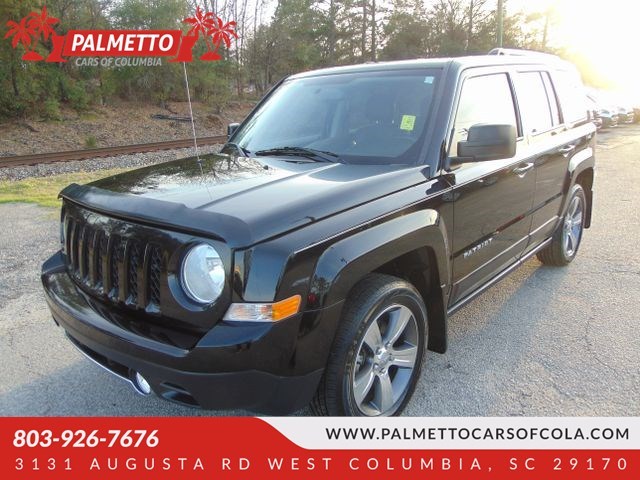 2016 Jeep Patriot High Altitude Edition
