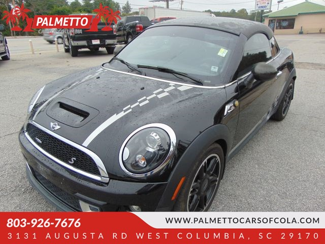 2015 MINI Cooper Coupe S