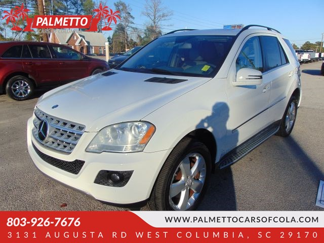 2011 Mercedes-Benz ML 350 RWD SUV