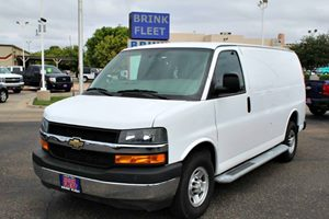 View 2018 Chevrolet Express Cargo Van