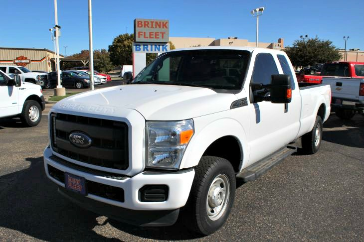 2015 Ford Super Duty F-250 SRW XL