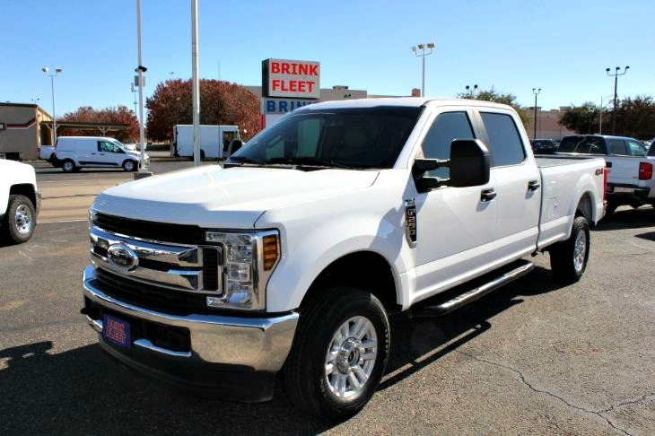2018 Ford Super Duty F-250 SRW STX