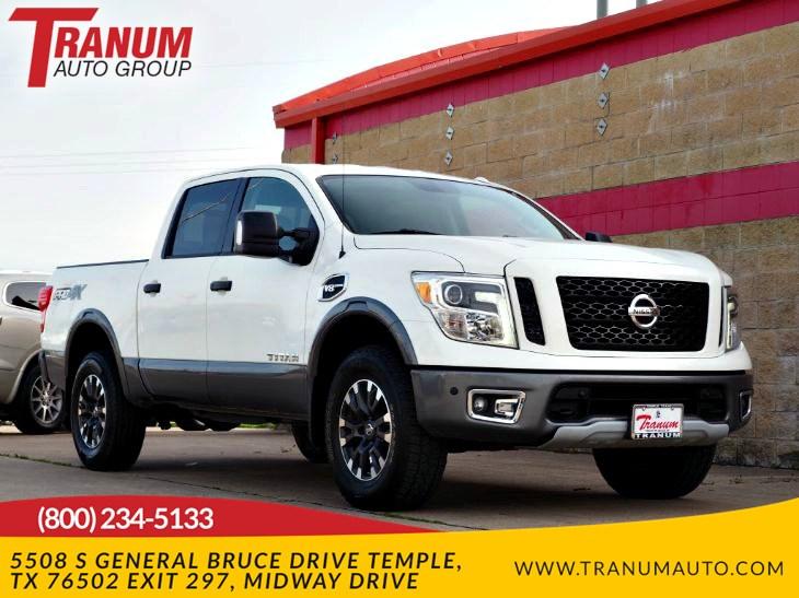 2017 Nissan Titan Pro 4X >> 2017 Nissan Titan Pro 4x Tranum Auto Group