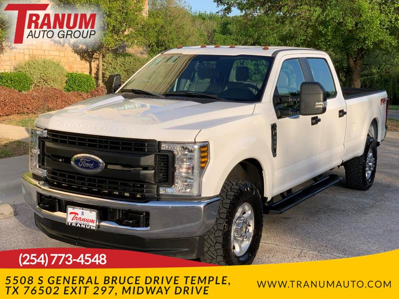2018 Ford Super Duty F-350 SRW XL