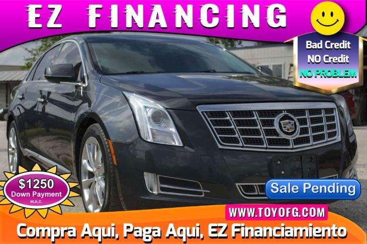 2014 Cadillac XTS - TOYO Financial Group
