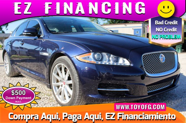 2015 Jaguar XJ Supercharged