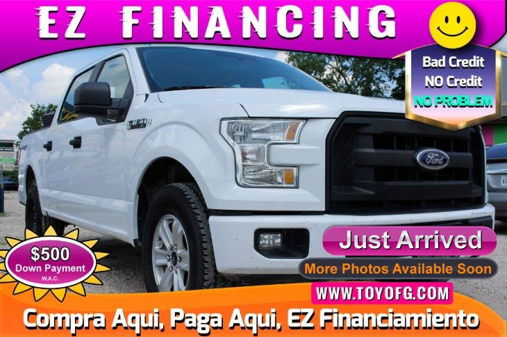 2011 Ford F-150 XL w/HD Payload Pkg