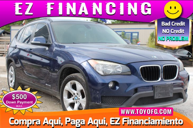 2013 BMW X1 28i S-Drive Turbo