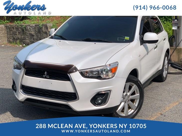Sold 2014 Mitsubishi Outlander Sport SE in Yonkers